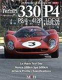 Ferrari 330P4 P3/4-412P 1967 part 1 (Joe Honda Sportscar Spectacles by HIRO No.1) (スポーツカー・スペクタクルズbyヒロ)
