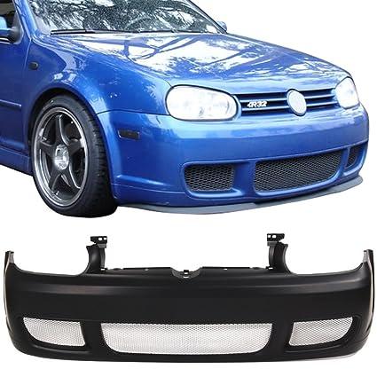 Amazon com: Front Bumper Cover Fits 1999-2005 Volkswagen Golf Mk4