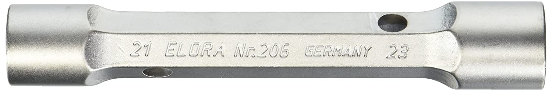 Elora 206021231000 Tubular box spanner 206-21x23mm