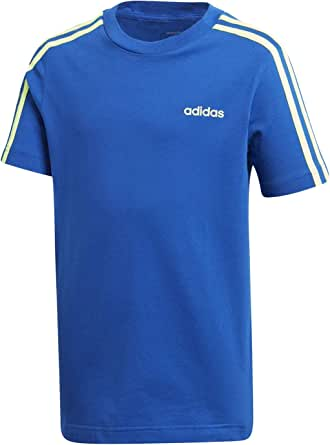 adidas Yb E 3s tee Camiseta, Niños