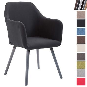 Clp Chaise De Salle A Manger Picard V2 En Tissu Chaise Design Avec