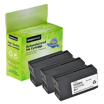 Amazon.com: GREENCYCLE Cartucho de tinta de alto rendimiento ...