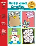 The Best of THE MAILBOX Arts & Crafts (PreK)