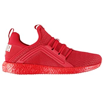 Puma Mega NRGY Running Shoes Mens Red Jogging Trainers Sneakers (UK10)  (EU44. 0934cc170