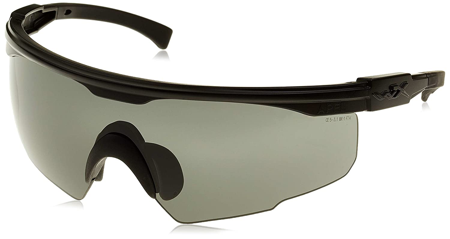 351d1e1b5bb Wiley X PT-1SCL Protective Glasses  Amazon.co.uk  Sports   Outdoors