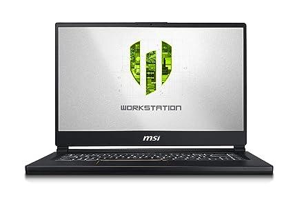 MSI WS65 8SK-476 (i9-8950HK, 32GB RAM, 512GB NVMe SSD, NVIDIA Quadro P3200  6GB DDR5, 15 6