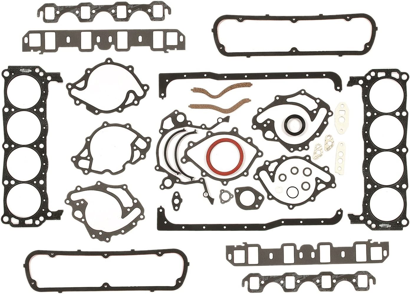 Mr Gasket 5988 Ultra Seal Overhaul Gasket Kit