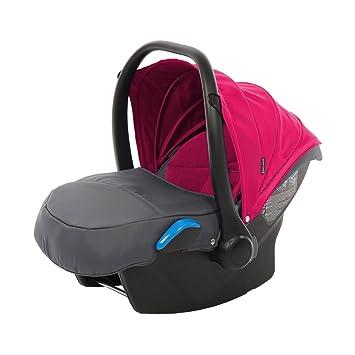knorr-baby, Silla de coche grupo 0+, rosa: Amazon.es: Bebé