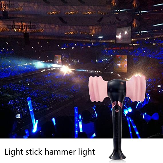 Productos Oficiales de Lightstick Blackpink Idol Products Fan Fan Light Stick Aid Lamp FANLIGHT Fans Product ESjasnyfall Pink