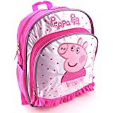 Peppa Pig Pink 14 inch Backpack