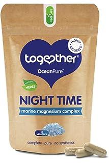 Together Noche Magnesio Complejo - 60 cápsulas vegetales