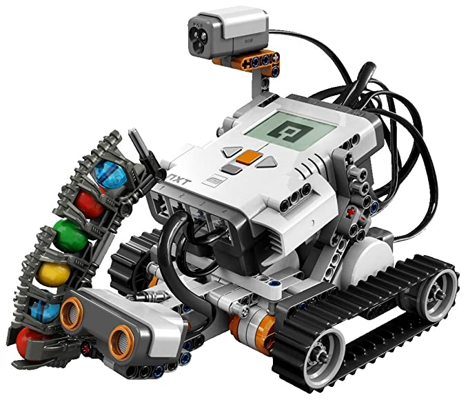 LEGO Mindstorms NXT 2 0 (8547) (Discontinued by manufacturer)