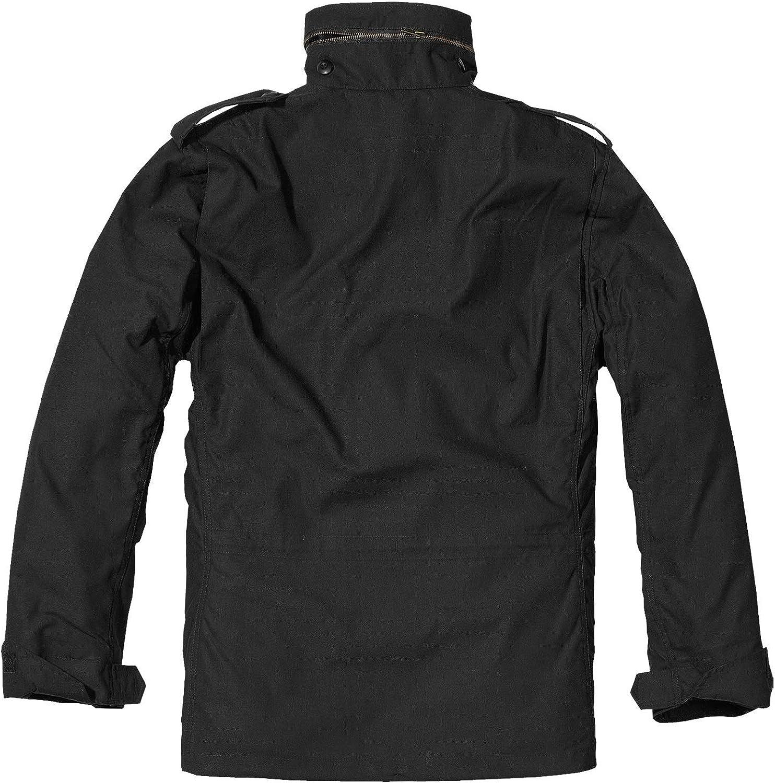 Brandit T-shirt Men/'s Cotton Military Outdoor Crewneck Hunting Flecktarn Camo