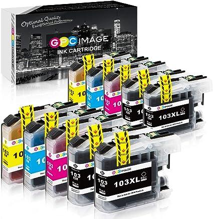Amazon.com: GPC Image - Cartuchos de tinta compatibles con ...