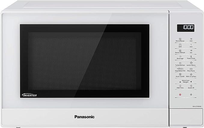 Panasonic NN-GT45K - Microondas con Grill (1000W, 31L