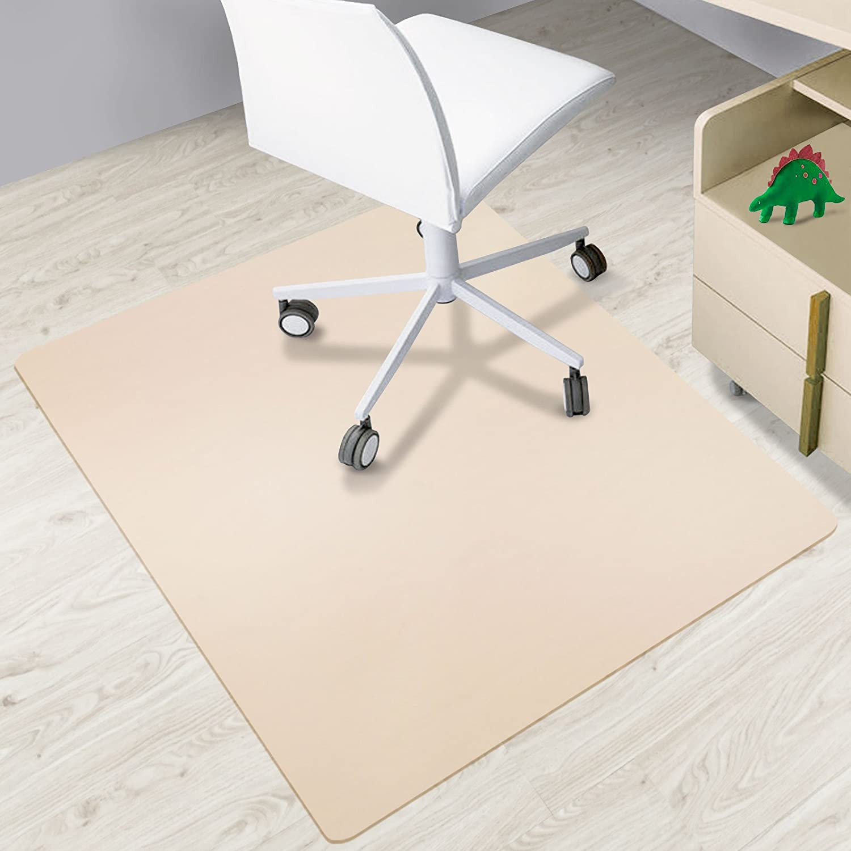 amazon com chair mat for hard floors polypropylene chair floor