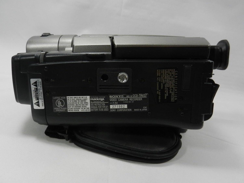 Sony CCDTRV37 Camcorder Electronics Video prb.org.af