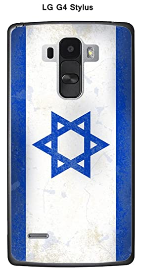 Onozo Carcasa Bandera Israel Vintage para LG G4 Stylus ...
