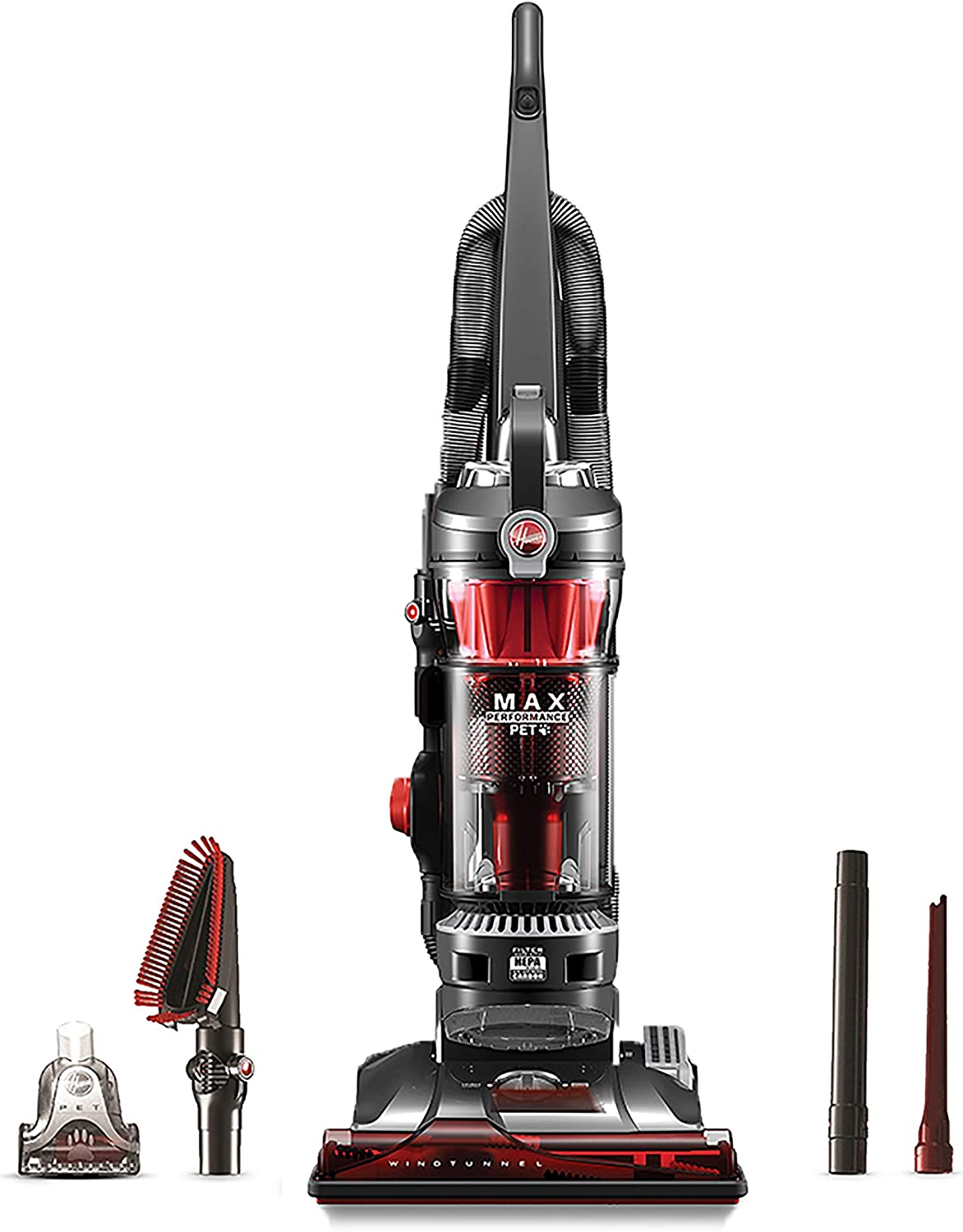 Hoover WindTunnel 2 High Capacity Bagless Upright Vacuum UH70801PC