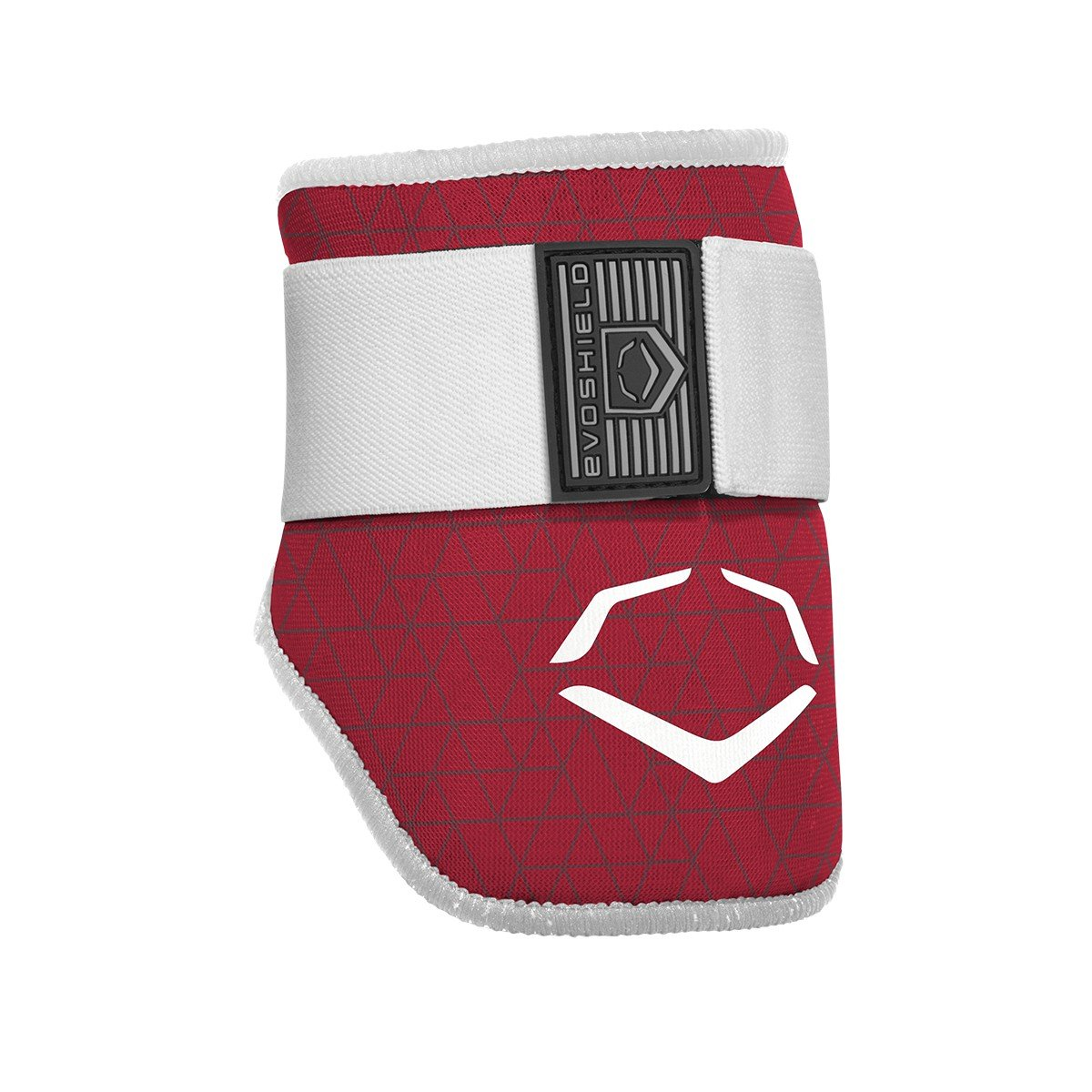 EvoShield EvoCharge Batter's Elbow Guard - Adult, Maroon