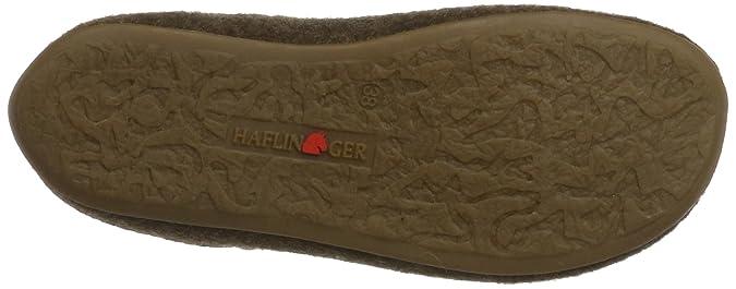 Damen Everest Lotta Pantoffeln, Braun (Schoko), 38 EU Haflinger