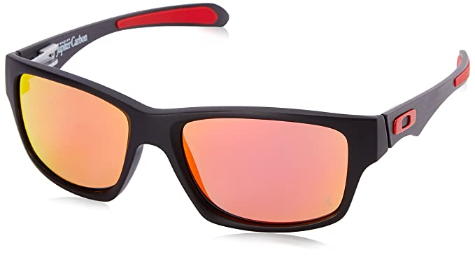 oakley sunglasses india price  oakley men's ferrari polarized jupiter carbon sunglasses matte carbon/ruby iridium polarized