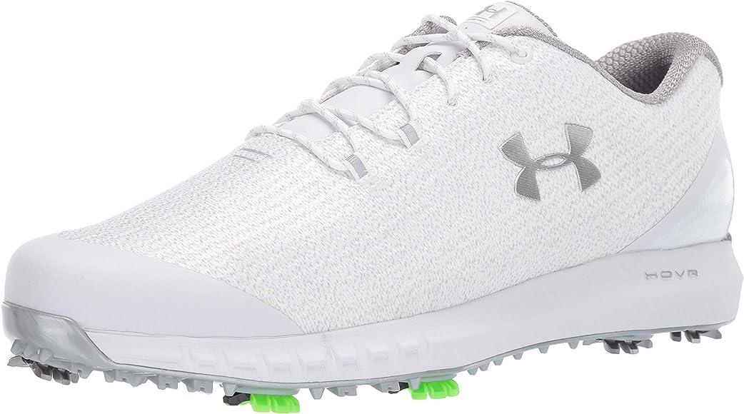 HOVR Drive Woven Golf Shoe, White