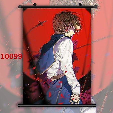Hunter X Hunter HD Print Anime Wall Poster Scroll Room Decor