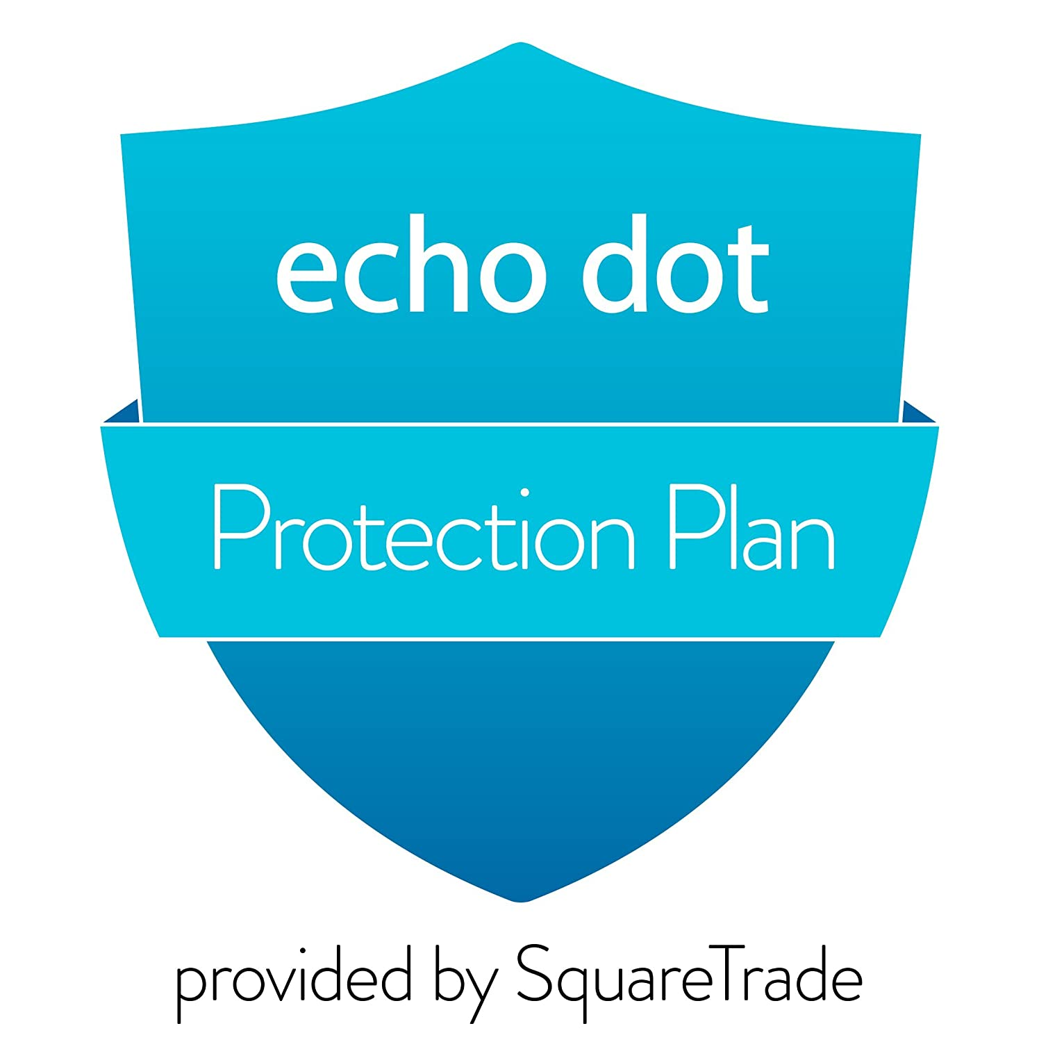 1-Year Accident Protection for Echo Dot (2016 release) SquareTrade 90401-1yr
