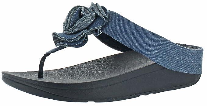 c64e0bc950ee FitFlop Women s Florrie Toe Post Sandal
