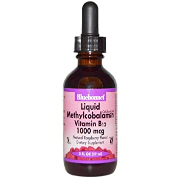 Amazon.com: Bluebonnet Nutrición, Liquid Methylcobalamin ...