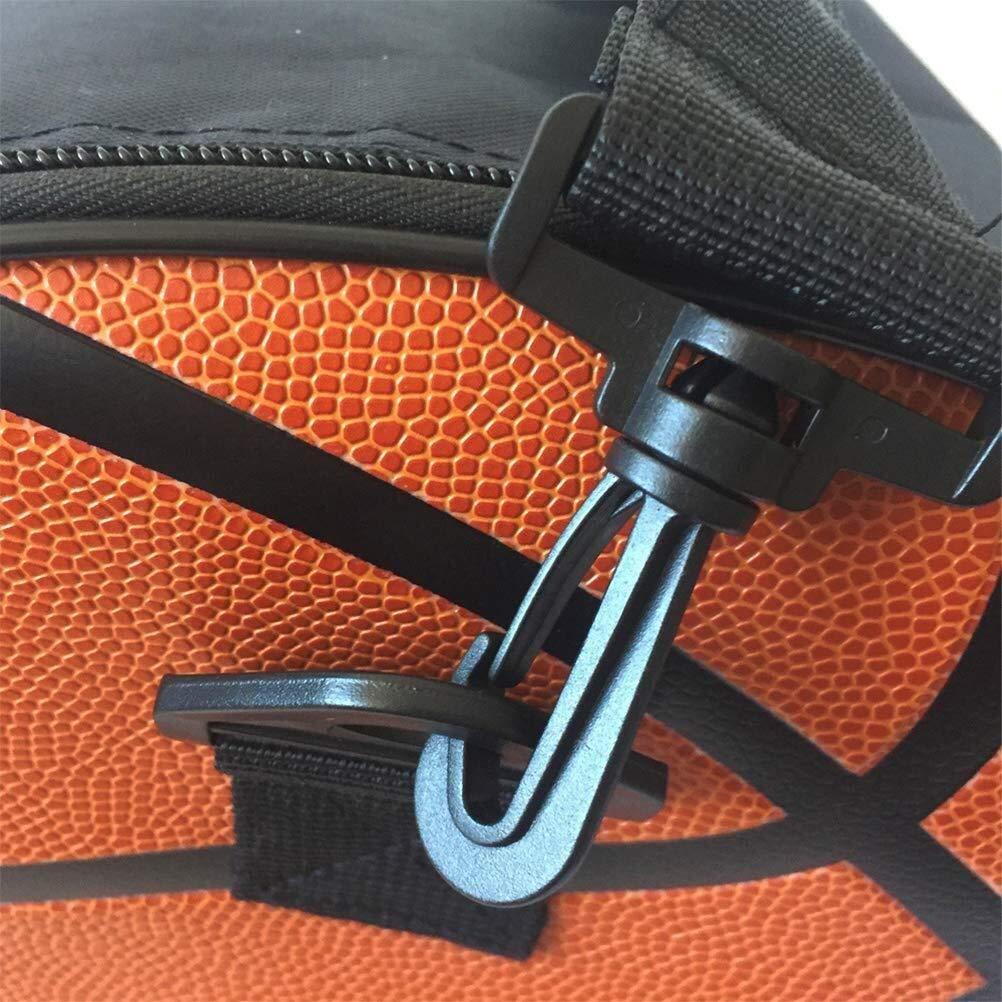 Lzdingli Accessori Sportivi Borsa da Allenamento for Pallacanestro allaperto con Accessori for Tracolla Regolabile for Attrezzi ginnici per Gli Appassionati di Sport
