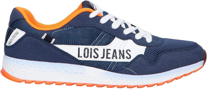 Zapatos Lois 84952 Caballero Marino