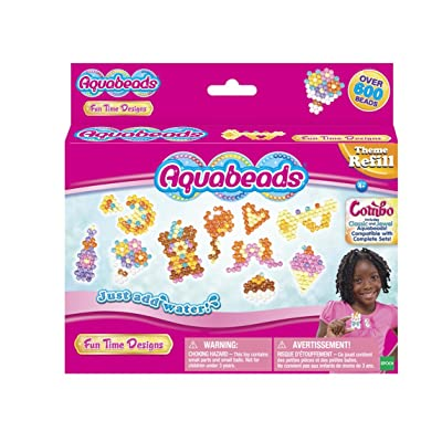Aquabeads Fun Time Designs Playset: Toys & Games