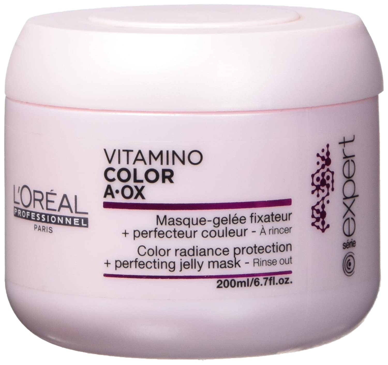 L'Oréal Expert Vitamino Color A-Ox - Mascarilla de cabello, 200 ml L' Oréal Expert 3474630714762 55949_-200ml