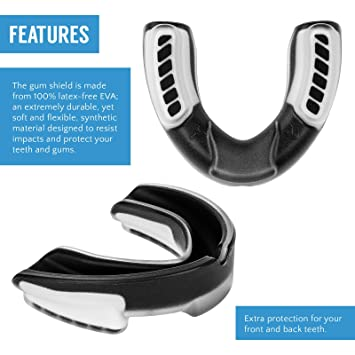 Proworks Impact Resistant Mouth Guard  2bf14ef74d5e