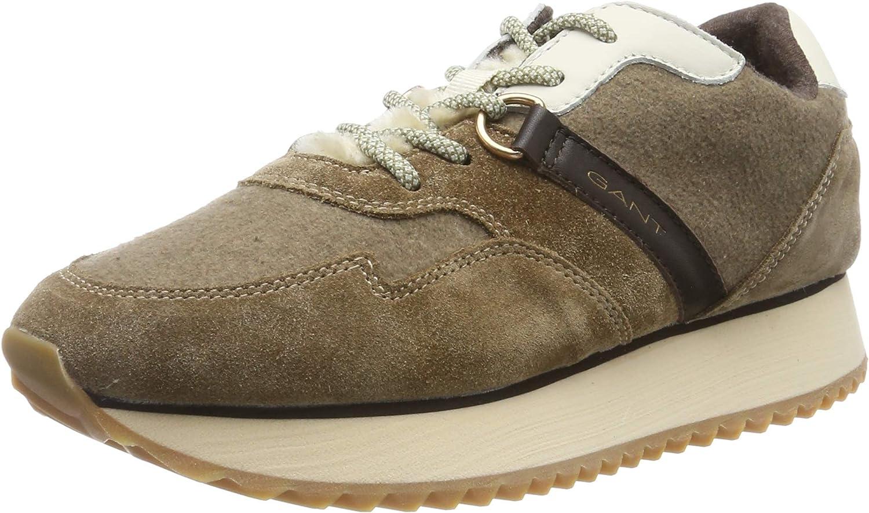 Gant Footwear Women's Low-Top Trainers