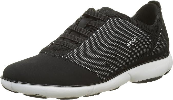 Geox D Nebula C, Zapatillas para Mujer: Amazon.es: Zapatos y ...