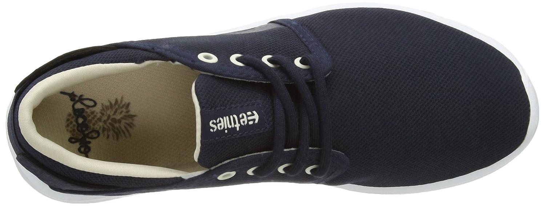 Etnies / Scout, Damen Skateboardschuhe Blau (467 / Etnies Navy/Tan/Weiß) ac3d63
