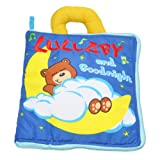 Vio-la Cloth Book for Baby Interesting Soft Safe