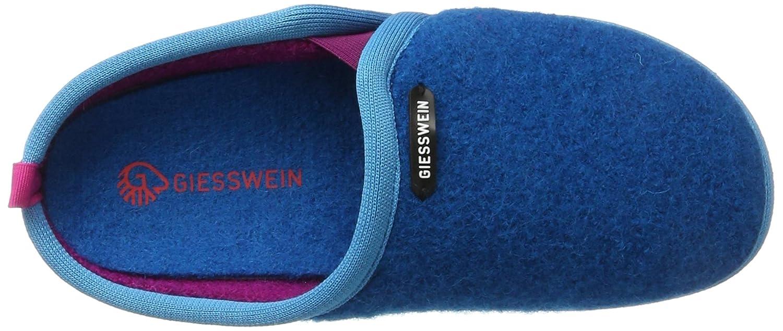 Giesswein Unisex-Erwachsene Unisex-Erwachsene Giesswein Nieden Hausschuhe Blau (Taubenblau) d7f3b5