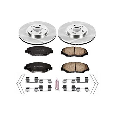 Autospecialty KOE2302 1-Click OE Replacement Brake Kit: Automotive