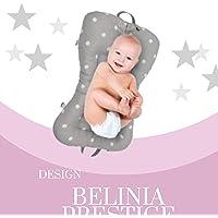 BELINIA PRESTIGE- Lit bébé - Lit de voyage pour bébé- Lit bébé pliable multifonction DESIGN