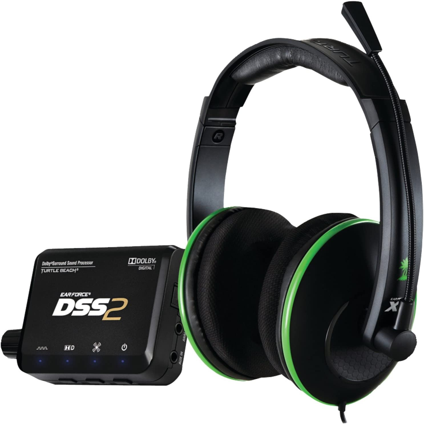 turtle beach ear force x32 wireless gaming headset