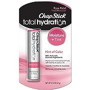 ChapStick Total Hydration, Rose Petal, 0.12 Ounce