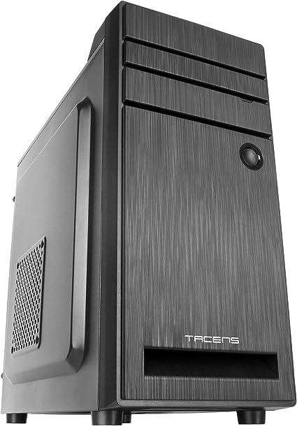 Tacens INTEGRA, caja para PC, minitorre, Micro ATX, ventilador ...