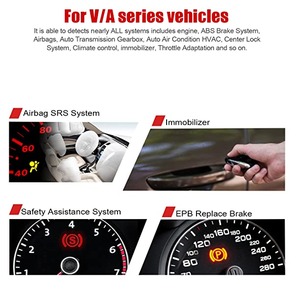 VD500 is compatible with any OBD2-compliant vehicle