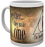 GB eye, Harry Potter, Deathly Hallows, Mug