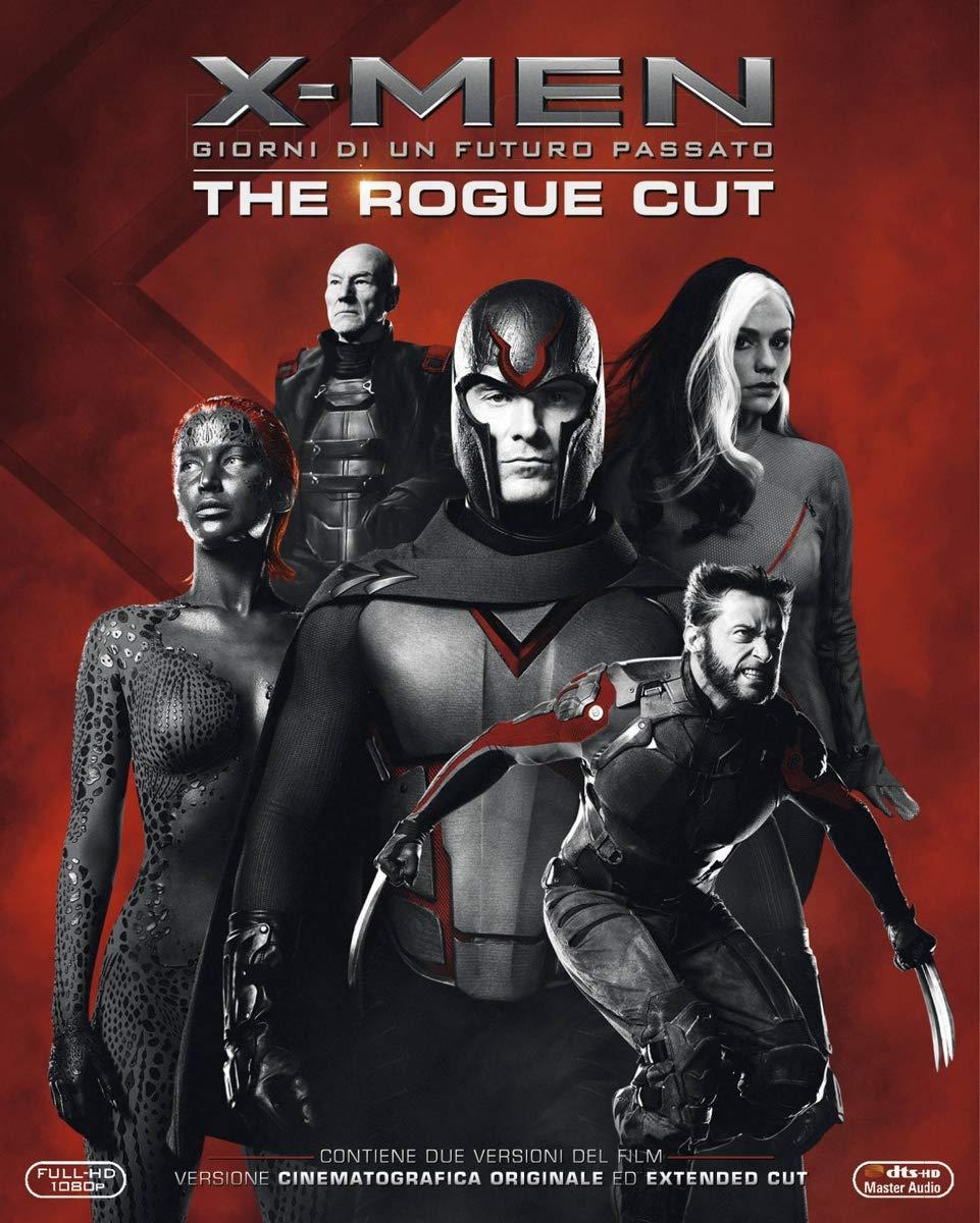 X-Men - Giorni di un futuro passato(The rouge cut) [Blu-ray] [IT Import]