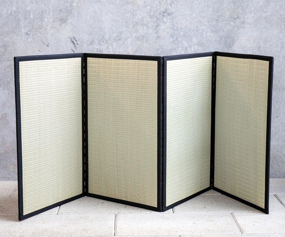 Gr/ö/ße:80 x 200 cm futon-online Falt-Tatami japanische Matte Igusa-Gras